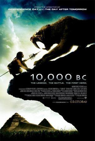Десять тысяч лет до нашей эры (10,000 B.C.)