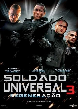 Универсальный солдат 3: Возрождение (Universal Soldier: Regeneration)