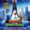 """Мультфильм """"Монстры против пришельцев (Monsters vs. Aliens)"""""""